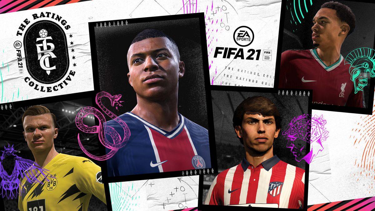 FIFA 22, FIFA 21