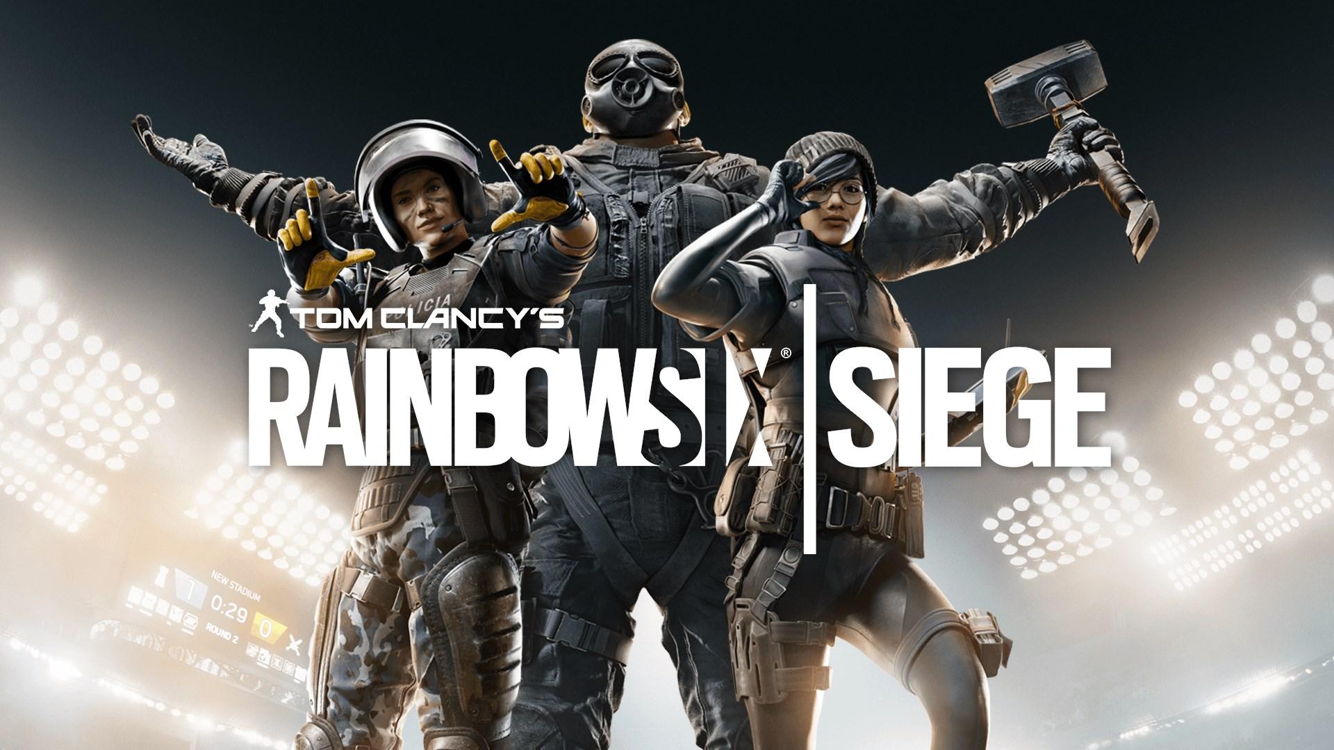 Оперативники Rainbow Six Siege: список оперативников защиты и атаки