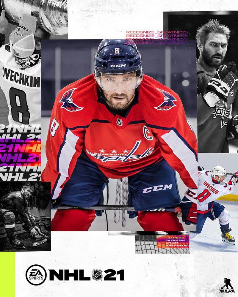 NHL 21, FIFA 21, Pro Evolution Soccer 2021, NBA 2K21