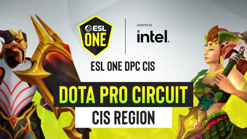 DPC СНГ: ESL One CIS Online, The International, Dota Pro Circuit