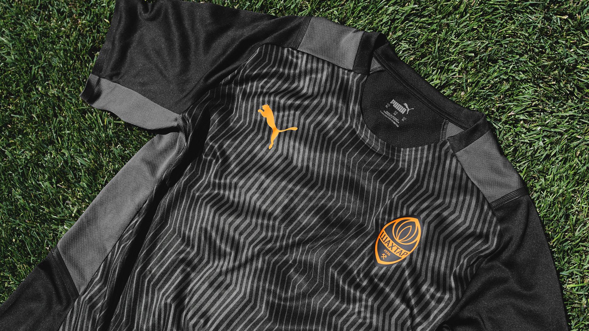 Puma, Шахтер, Чемпионат Украины по футболу, игровая форма