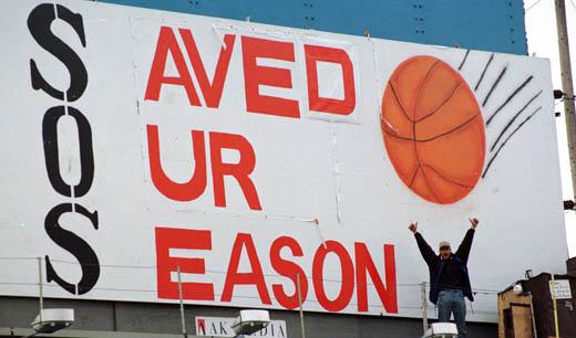 Локауты, землетрясения, бомбежки и бойкоты: почему еще останавливали баскетбол