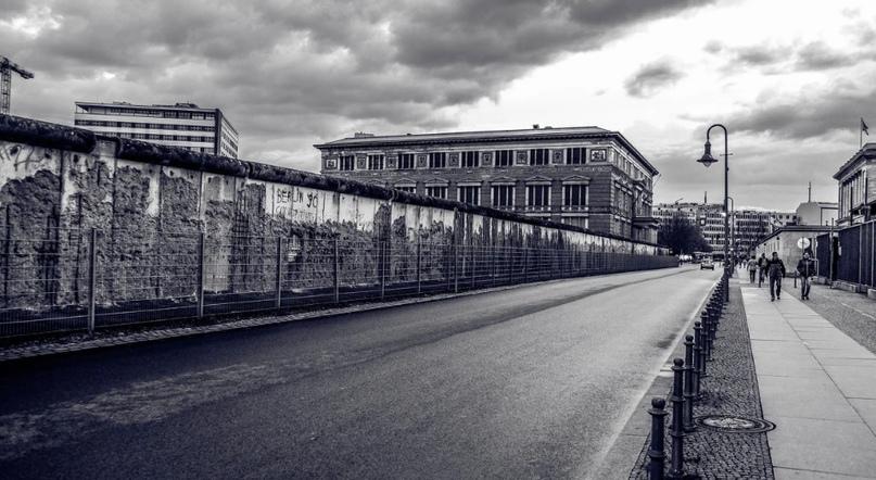 По ту сторону Берлинской стены. Футбол ГДР 1