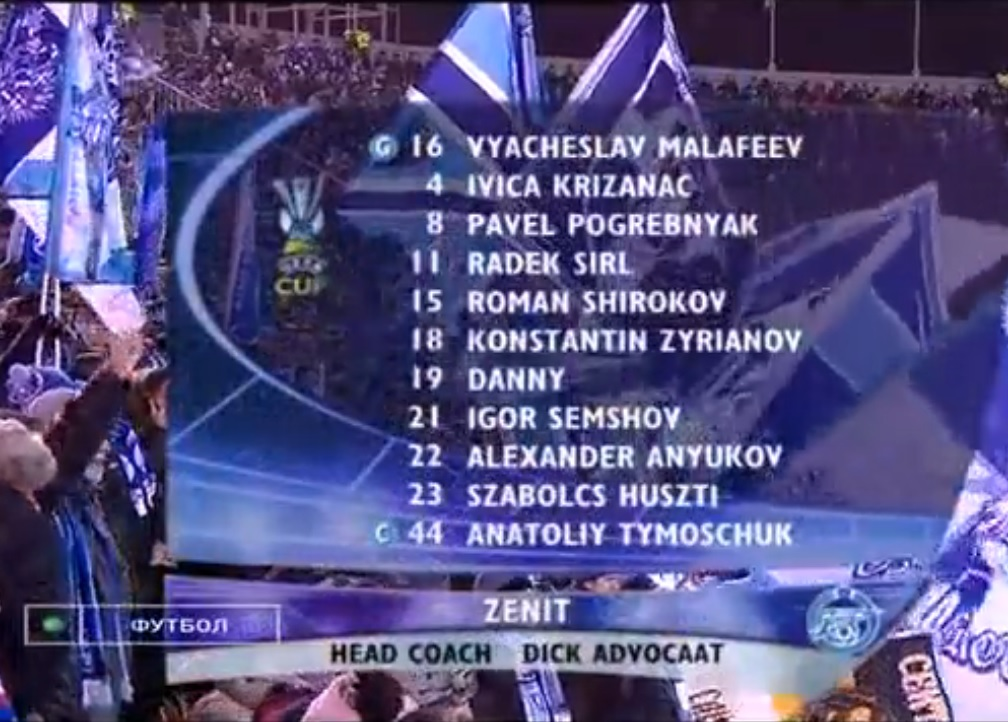 12 лет назад «Зенит» дежурно прошел «Штутгарт» в плей-офф Кубка УЕФА. Два важнейших гола забили новички клуба