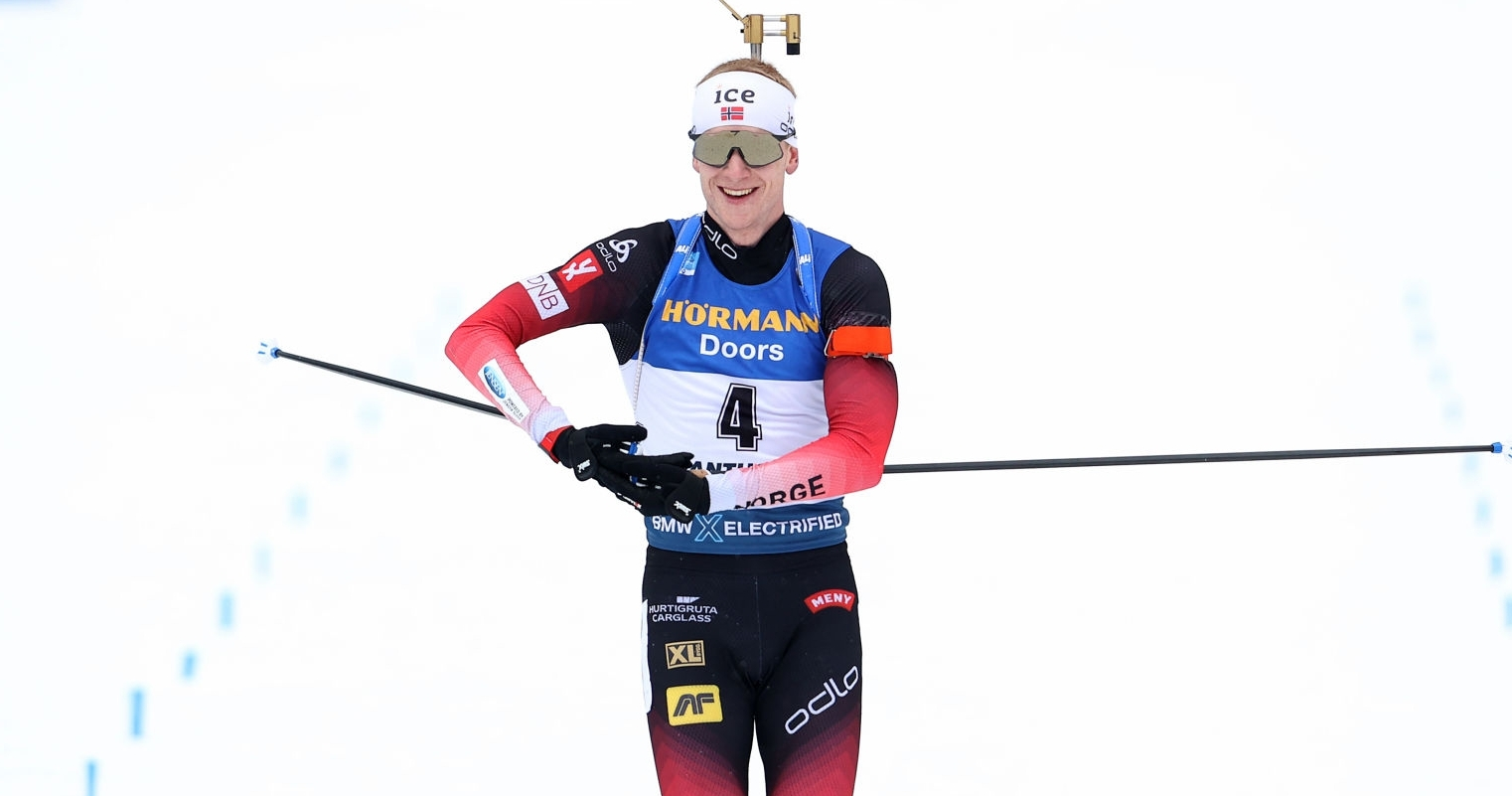 Чемпионат мира по биатлону, Йоханнес Бо, сборная Норвегии