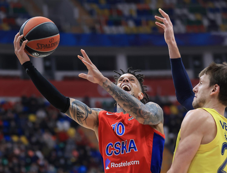 Нандо в порядке, ЦСКА – нет. Действующий чемпион Евролиги потерпел второе поражение подряд