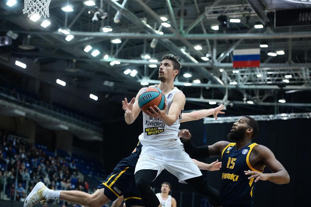 13 лучших русских баскетболистов в этом году