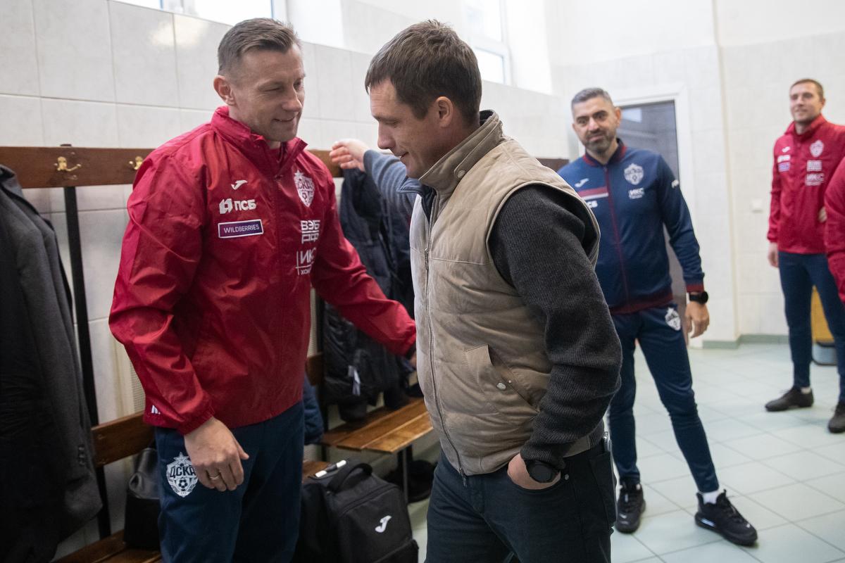 Виктор Михайлович, спасибо! Назначение Олича неожиданно, но интересно!
