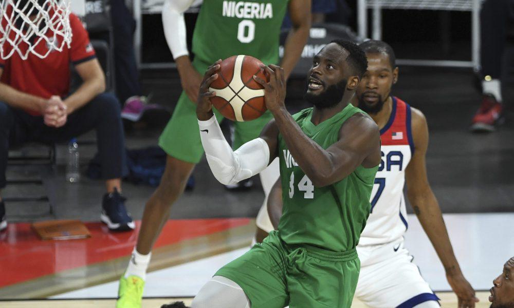 олимпийский баскетбольный турнир, Олимпиада-2020, суперлига Россия, Ике Нваму, Самара, сборная Нигерии