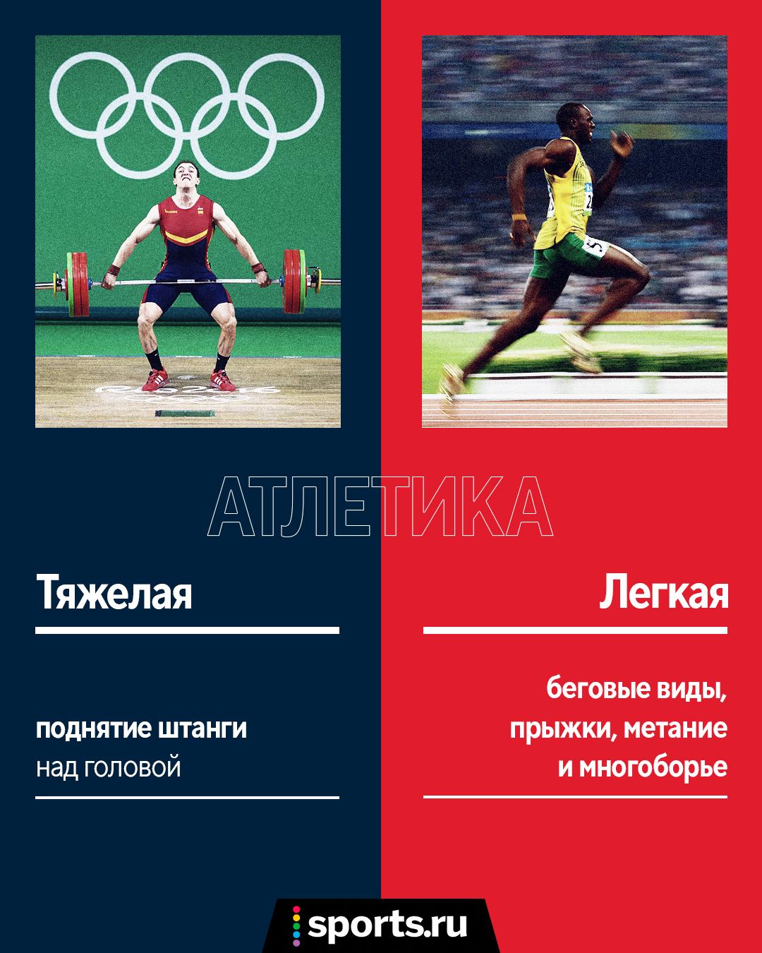 Разбираемся в отличиях между олимпийскими видами: бейсбол и софтбол, вольная и греко-римская борьба и другие