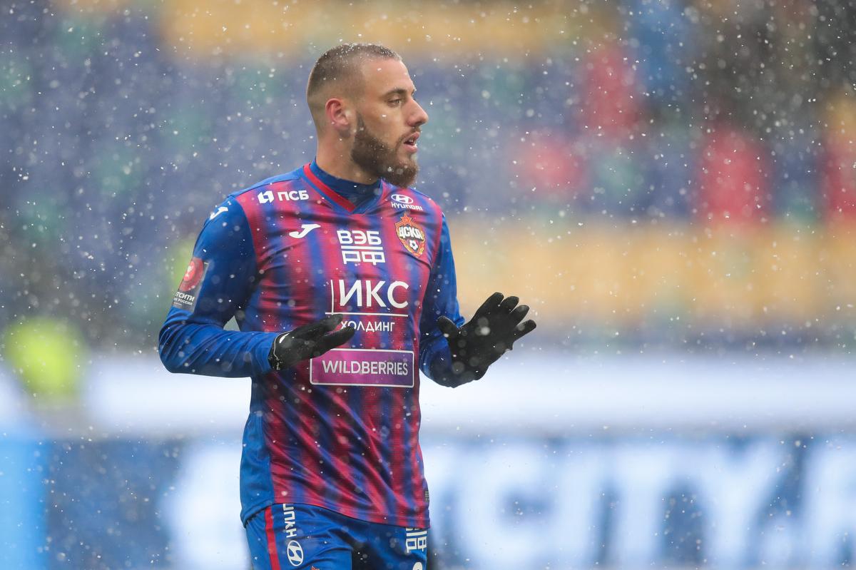 Влашич об уходе из ЦСКА: «Были предложения, но дешевле 35 млн евро меня не продадут»
