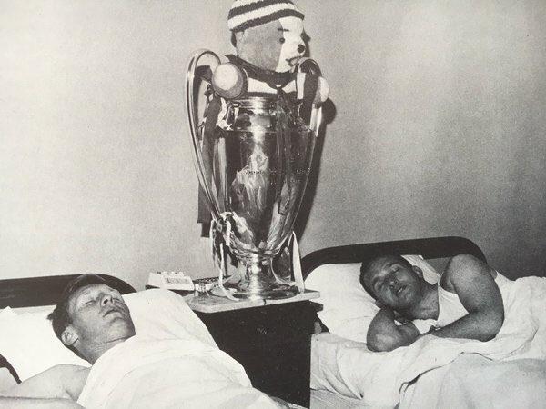 54 года назад британская команда впервые стала лучшим клубом Европы. Нет, это были не англичане!