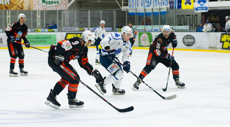 «Сокол» добыл вторую победу над «Кременчуком» в полуфинале плей-офф