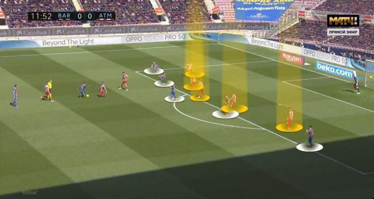 «Атлетико» снова не пропустил от «Барсы», Суарес вернулся на Камп Ноу, а де Йонг - не Бускетс