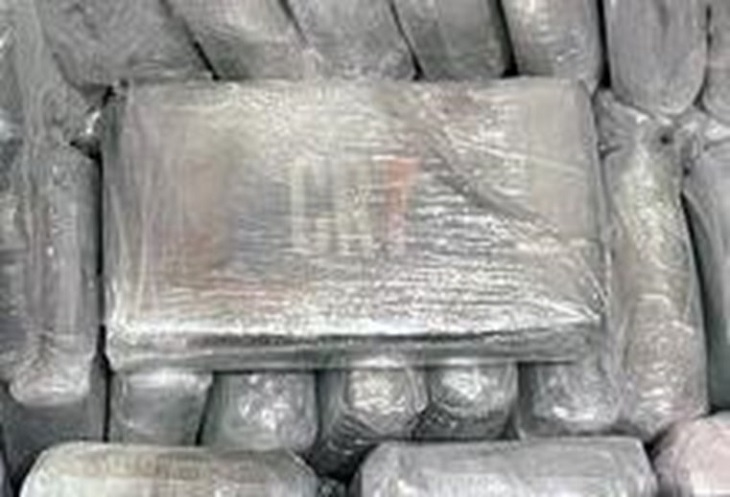 В квартире Нью-Йорка нашли 50 кг кокаина в упаковке с логотипом Роналду. Стоимость – 2 млн долларов