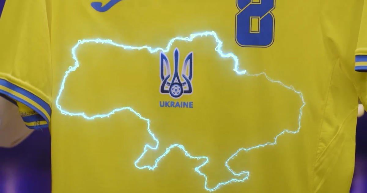 Сборная Украины по футболу, Евро-2020