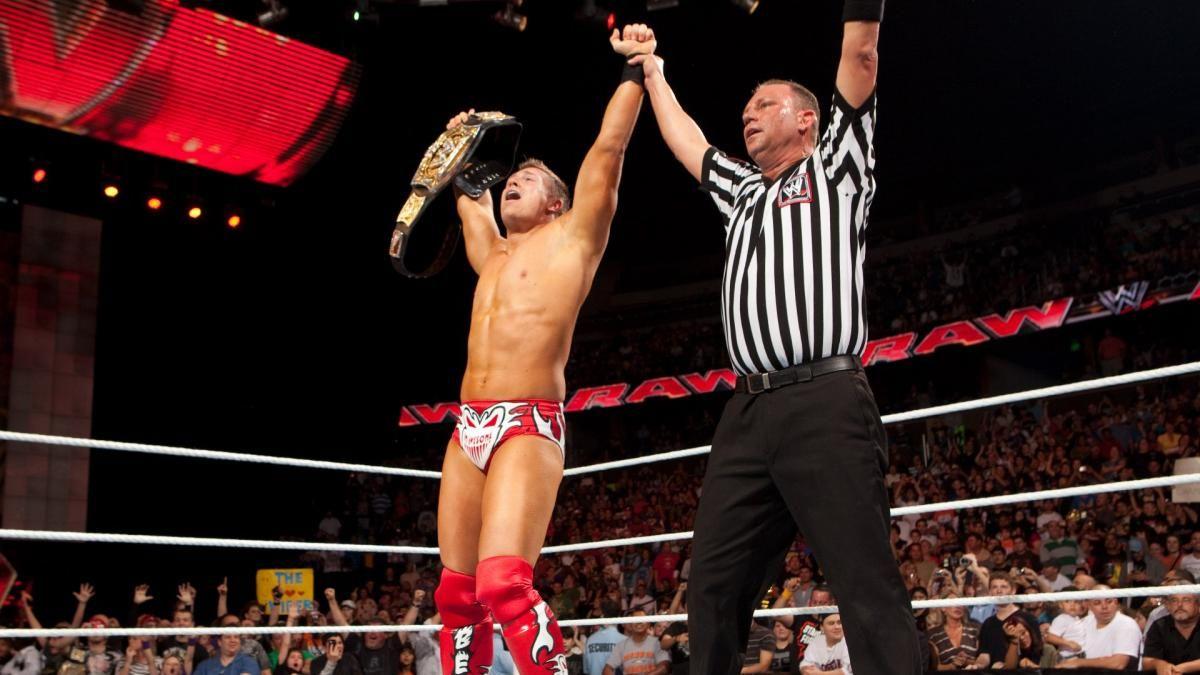 Рэнди Ортон, WWE