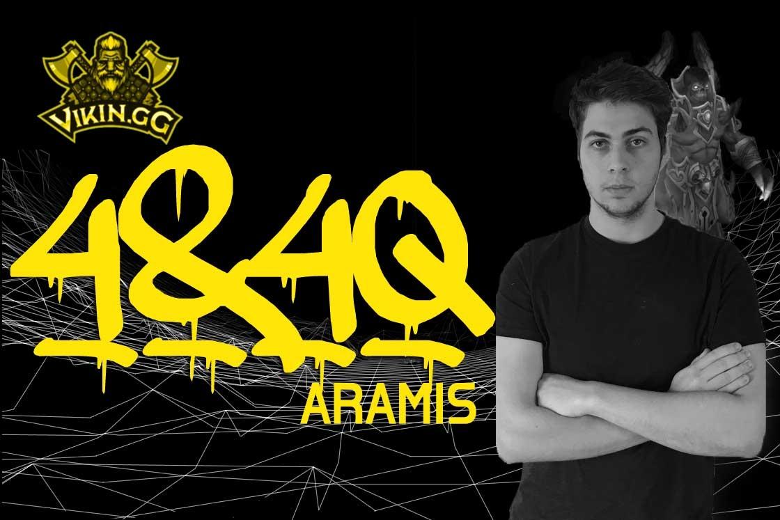 Адам «Aramis» Мороз, Блоги, Vikin.gg, переводы, Интервью