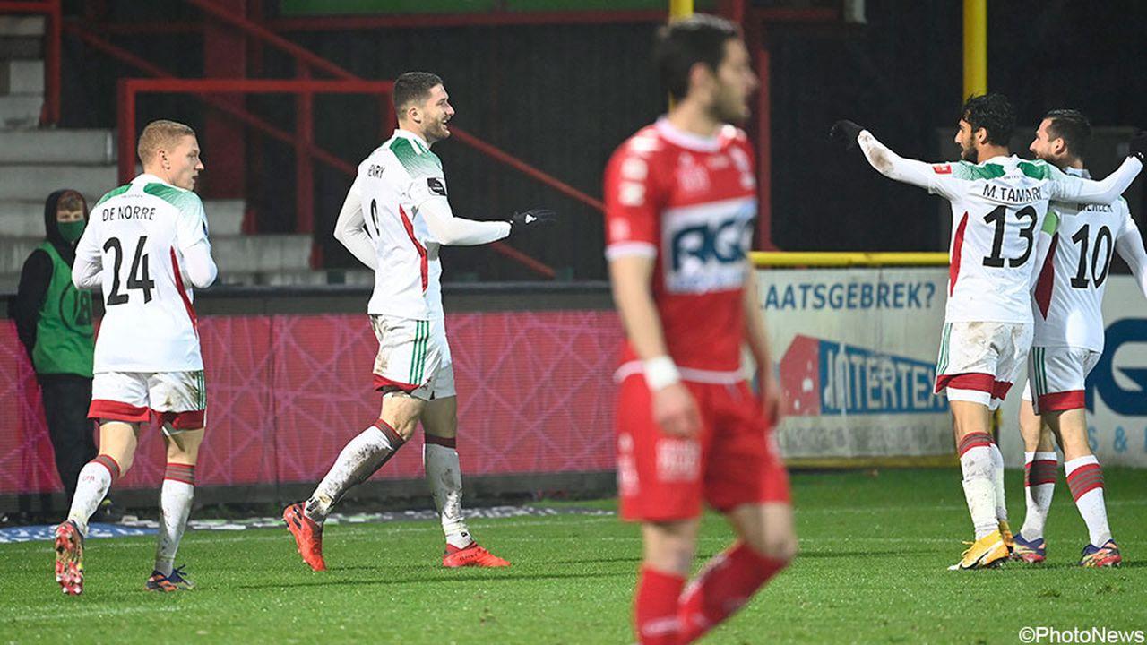 «Андерлехт» нанес «Генку» первое поражение за три месяца, «Брюгге» наказал «Антверпен» за ошибки и вернулся на вершину