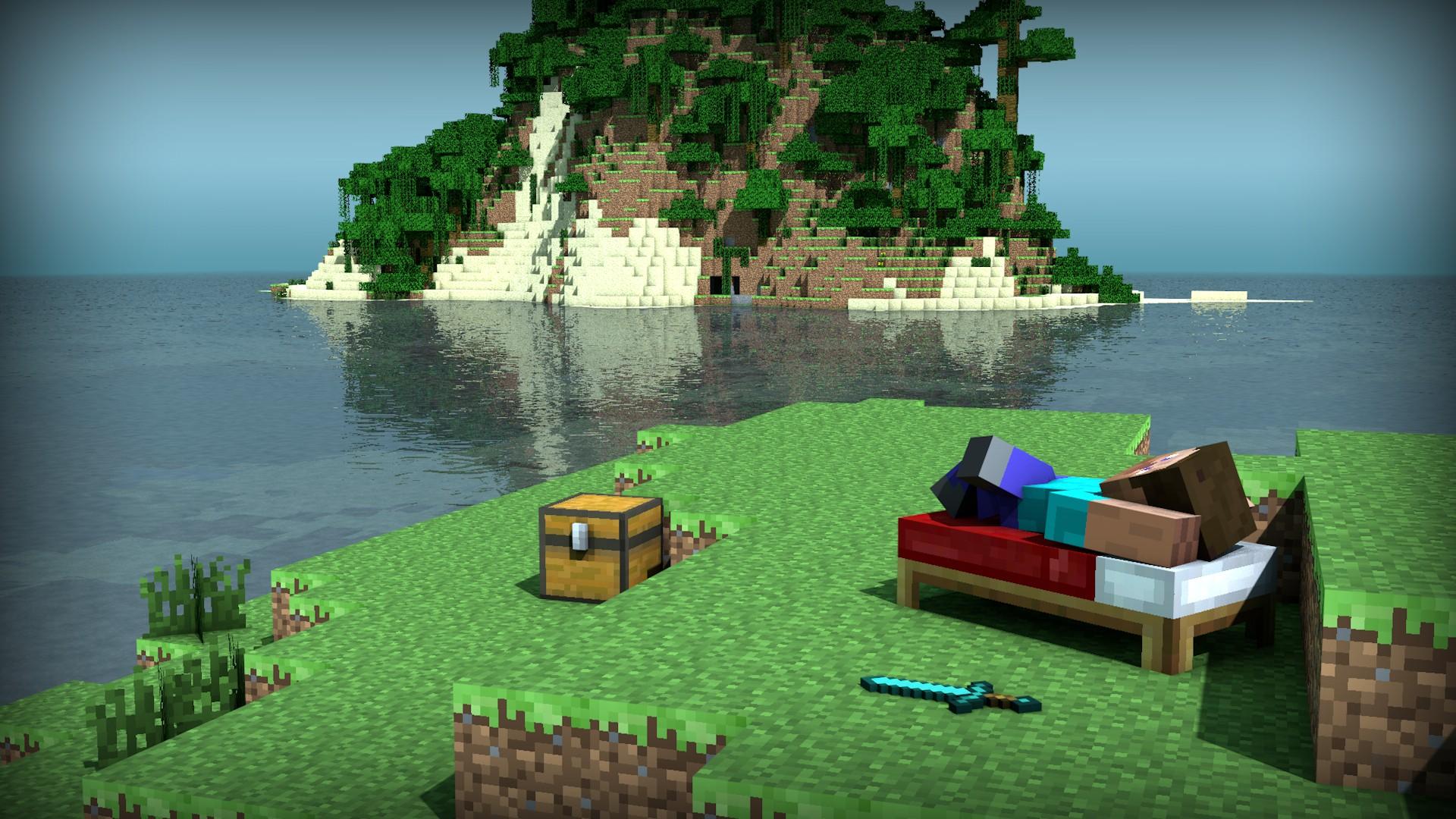 Minecraft, Mojang AB, Онлайн-игры
