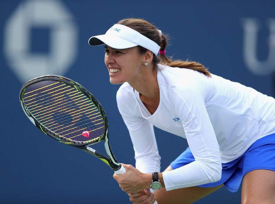 WTA, Мартина Хингис, спортивные тесты