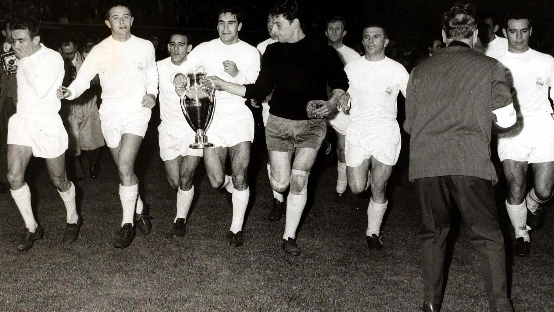 В 1960-м «Реал» в пятый раз выиграл Кубок чемпионов. И это был всего лишь пятый розыгрыш турнира!