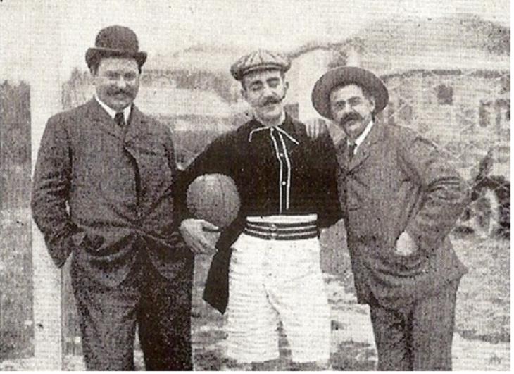 «Порту» основал 20-летний торговец портвейном. Он привез футбол из Англии, а затем отказался от клуба из-за жены англичанки