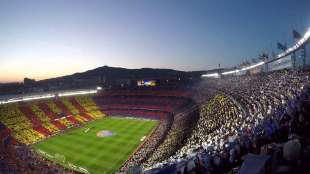 10 крупнейших футбольных стадионов мира
