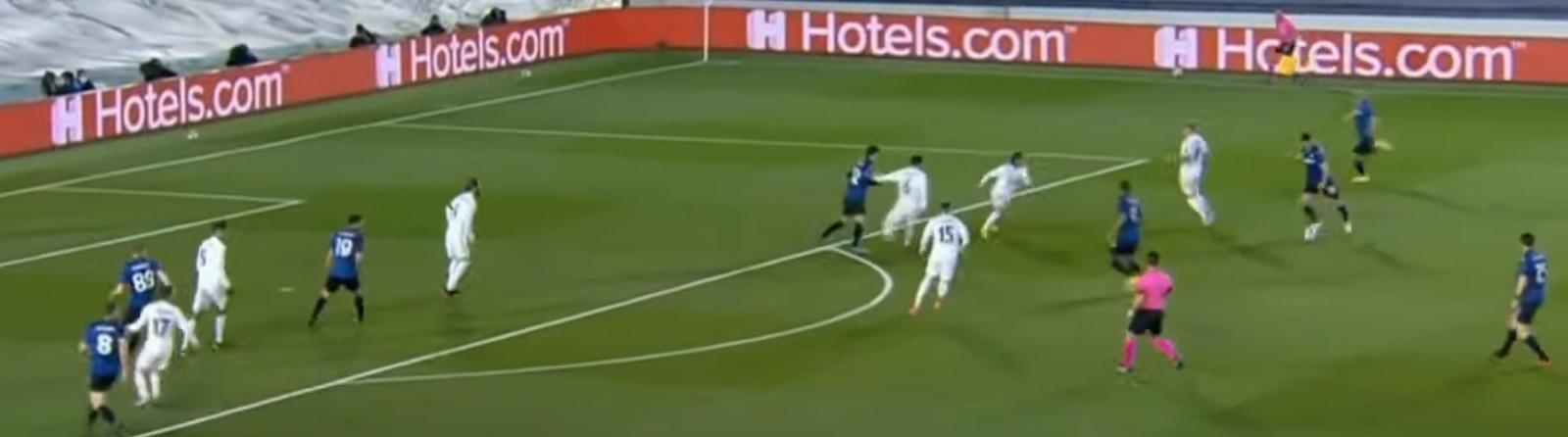 Зидан снова выиграл важный матч. Разбираем игру «Реала» и «Аталанты»
