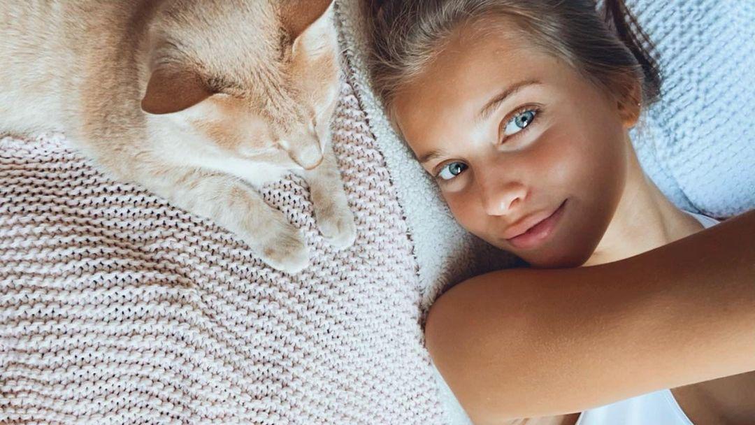 Маргарида Корсейру – любимая девушка Жоау Феликса. Ей 18, а ее уже знает вся Португалия!