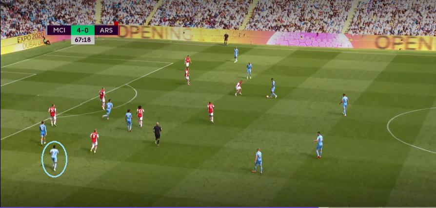 Троица «Арсенала». Почему не получилось сдержать атаку «Сити»?