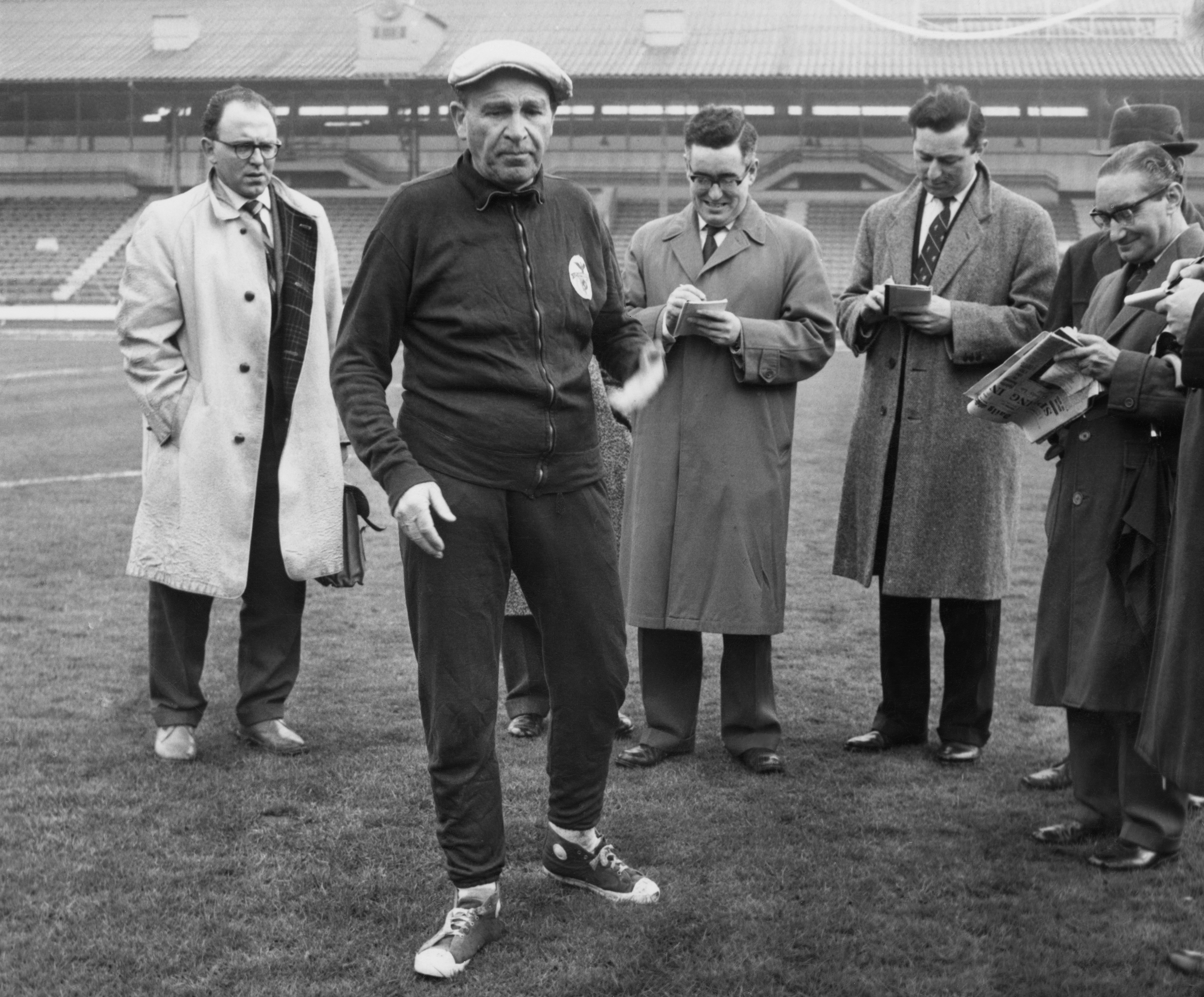 59 лет назад «Бенфика» стала лучшим клубом Европы. На следующий день главный тренер наложил на команду проклятие