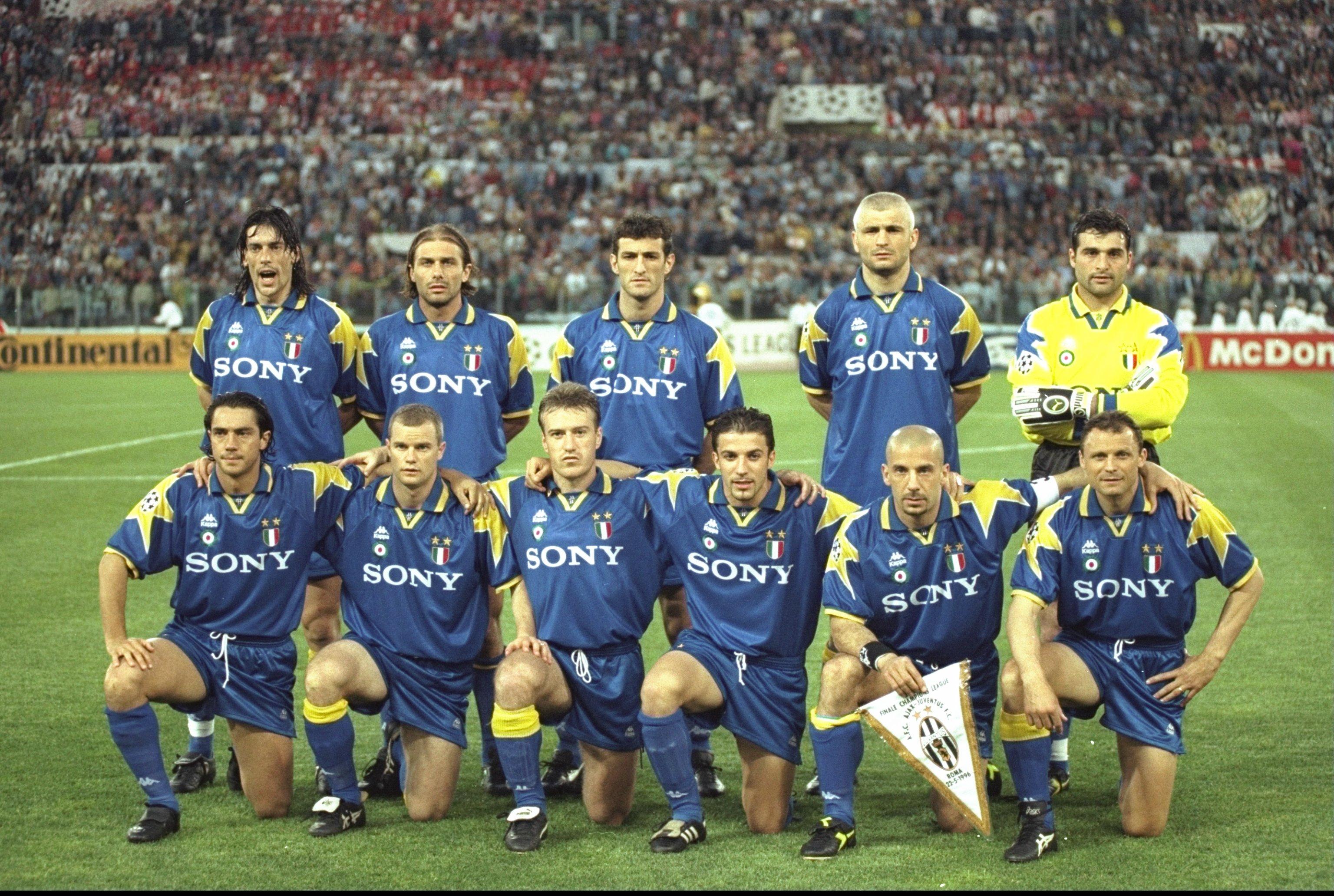 25 лет назад «Ювентус» в последний раз выиграл Лигу чемпионов. В стартовом составе команды вышли 9 итальянцев!