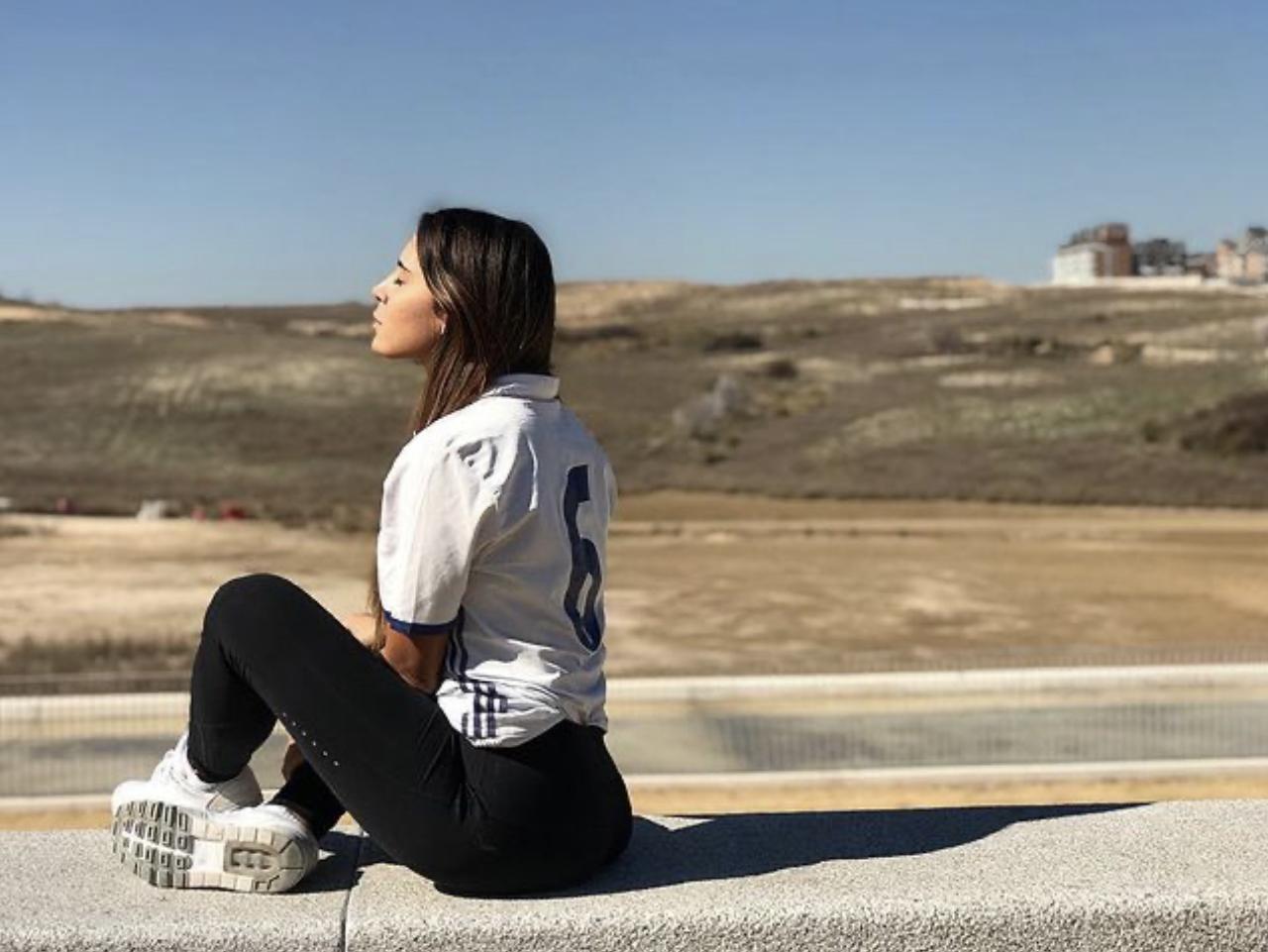 Мина Бонино — аргентинская журналистка и подруга хавбека мадридского «Реала» Федерико Вальверде