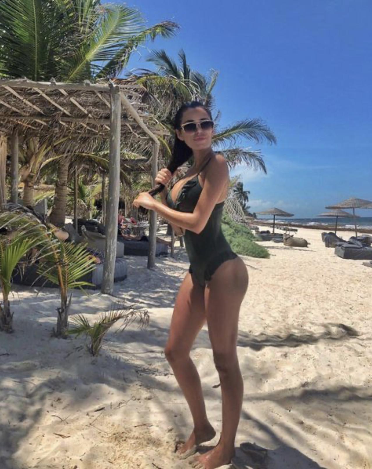Марта Домингес — бывшая супруга голкипера мадридского «Реала» Тибо Куртуа. Бельгиец изменял ей на протяжении трёх лет!