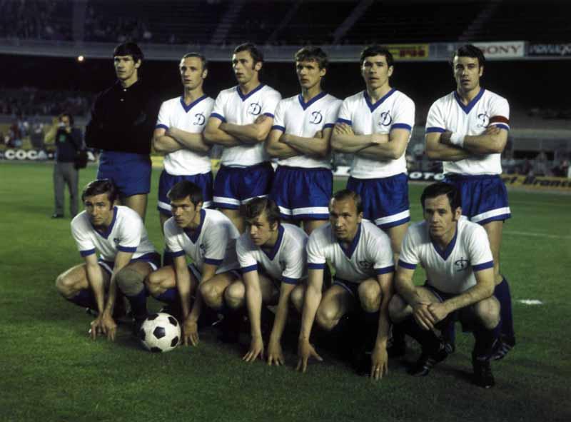 49 лет назад советский клуб впервые вышел в финал Еврокубка. Это было «Динамо». Московское!