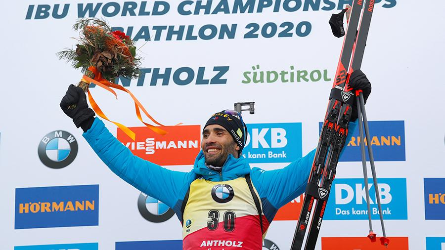 Лыжню! Мартен Фуркад вновь выиграл золото!
