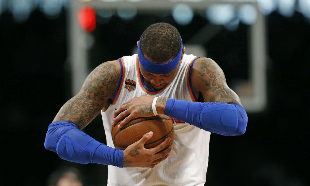 НБА, Бруклин, Хьюстон, Лейкерс, Кармело Энтони, возможные переходы