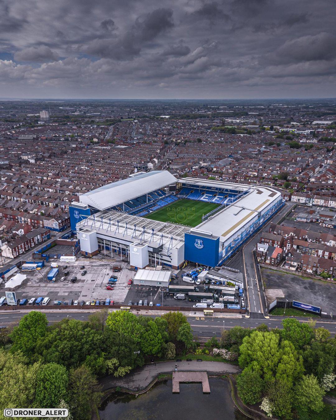 На каких стадионах пройдёт Английская премьер-лига этого сезона? Собрали лучшие кадры