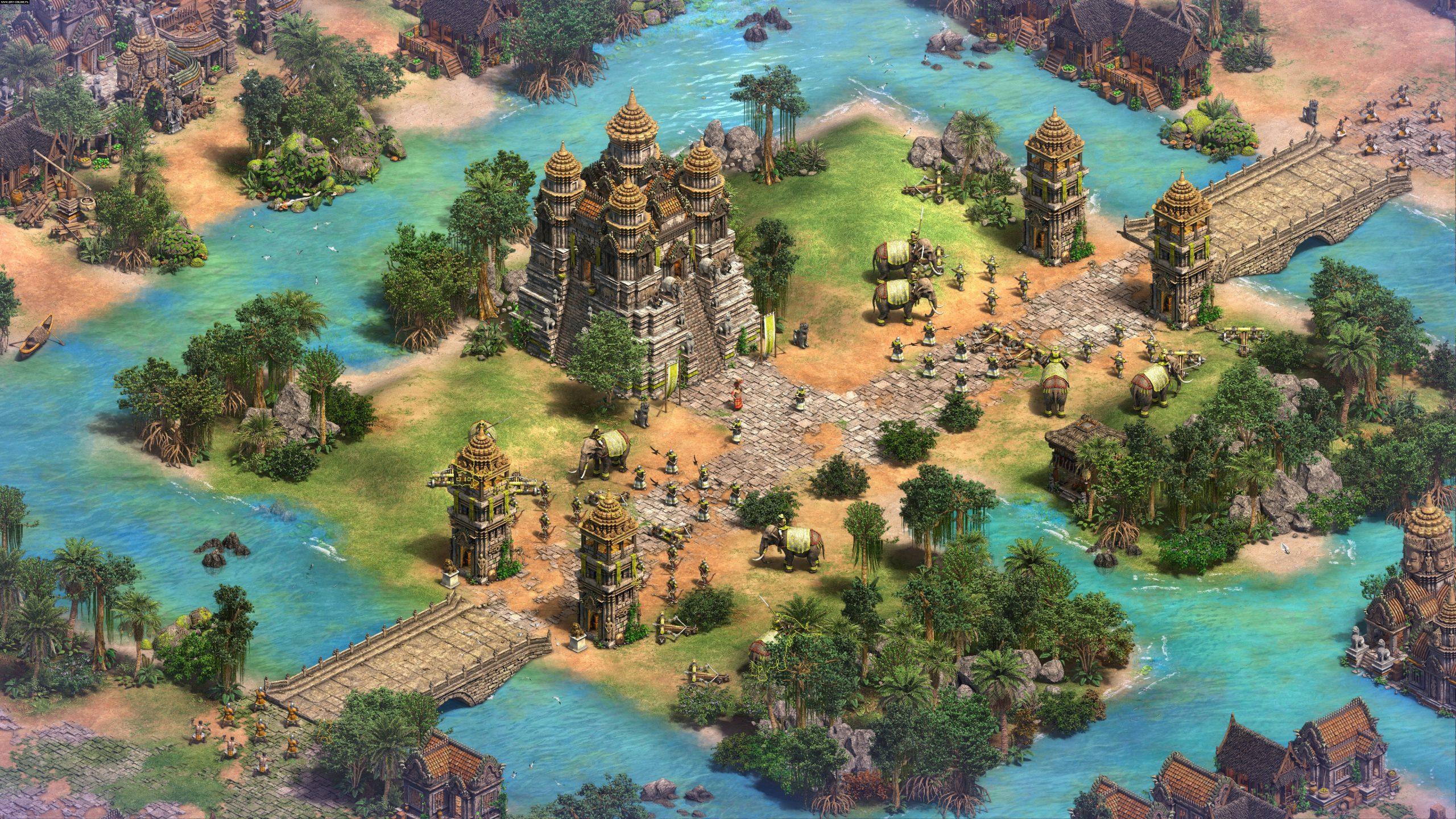 Видео, Стратегии, видео (киберспорт), Age of Empires 2: Definitive Edition, Tropico 6, Anno 1800, Блоги