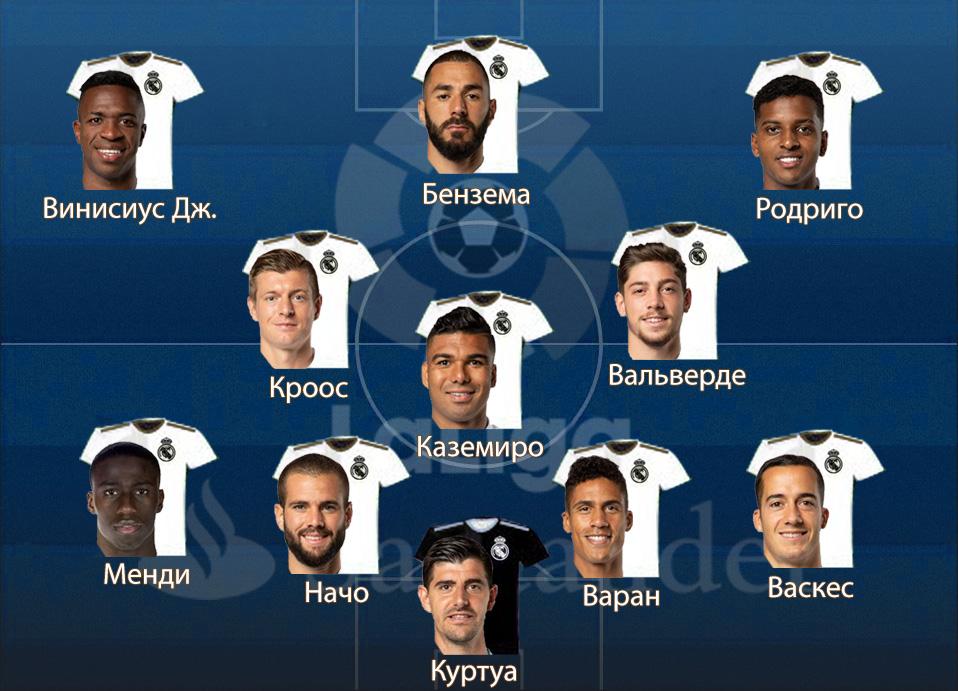 «Реал» отправится в гости к любимой команде Мостового. Превью матча