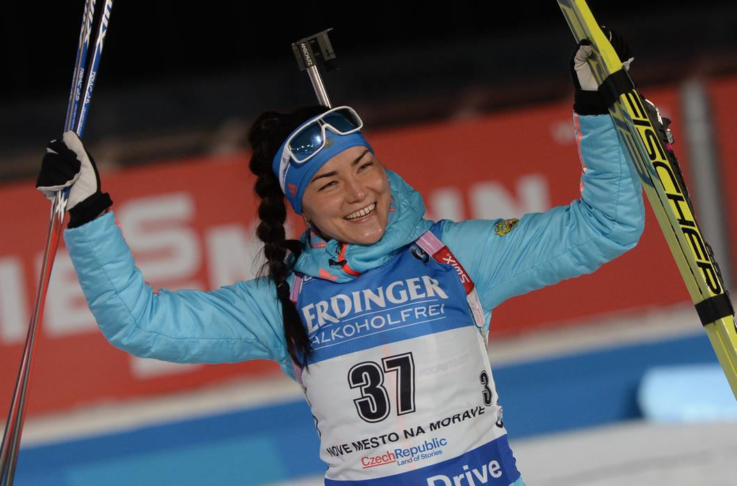 Еще одна топовая российская биатлонистка переходит в другую страну