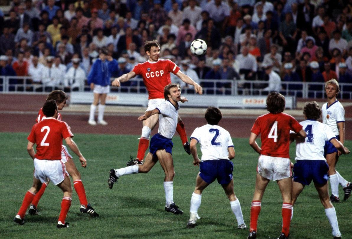 41 год назад СССР взял футбольную бронзу домашней Олимпиады. Но результат турнира признали катастрофой