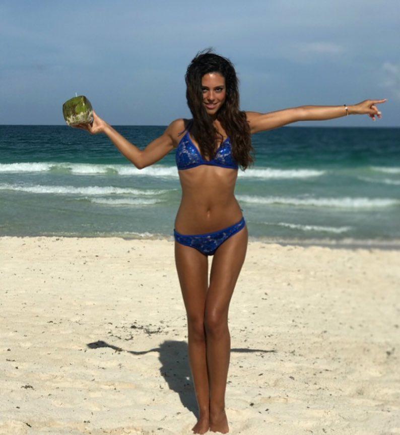 Ирен Гарсия Морено – испанская модель и адвокат. Алана Мамаева обвинила мужа в измене с этой девушкой