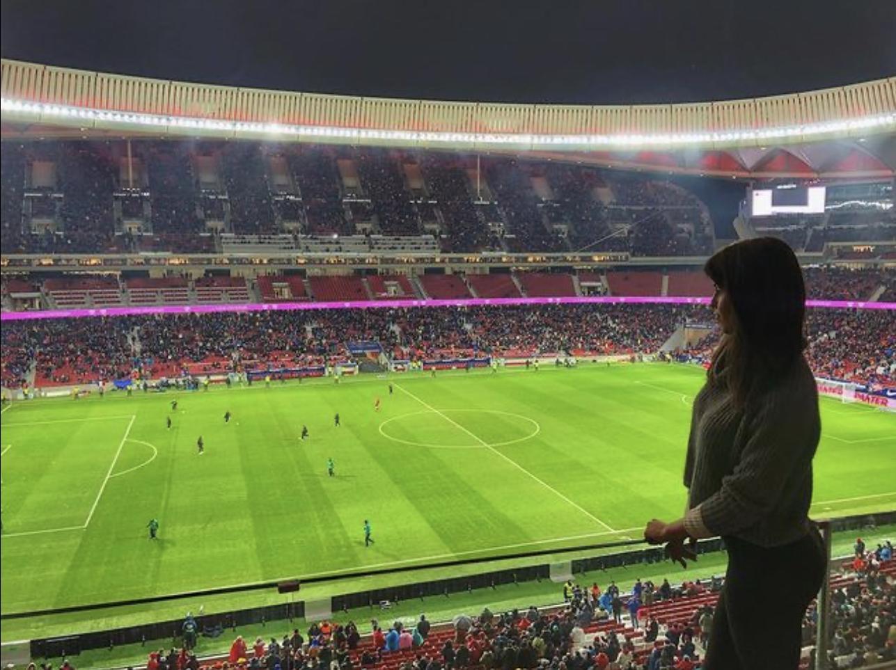 София Сьюскун — бывшая девушка полузащитника мадридского «Реала» Марко Асенсио