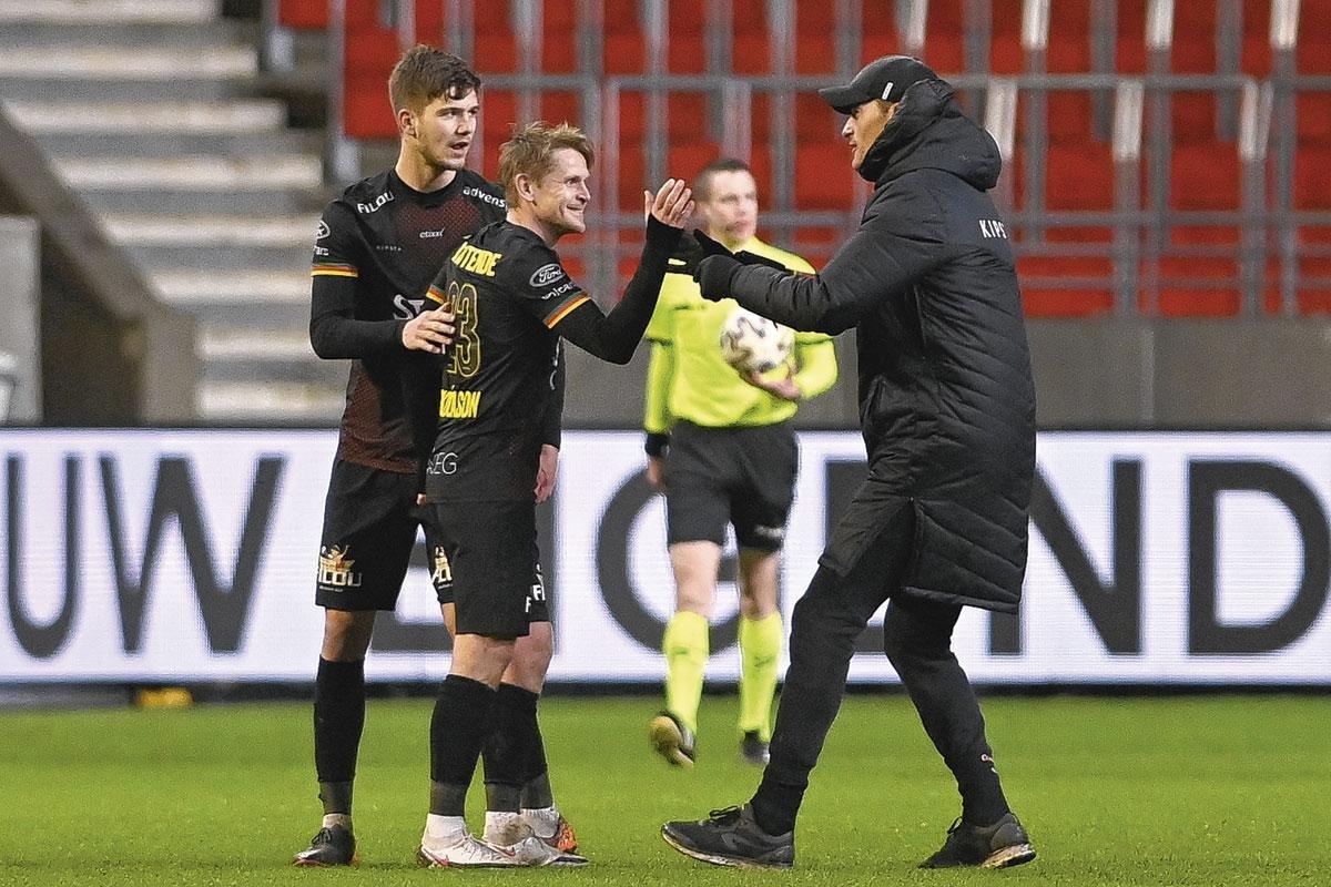 Ученик Рангника привил «Остенде» контрпрессинг «Лейпцига», преобразил команду и стал лучшим тренером чемпионата Бельгии