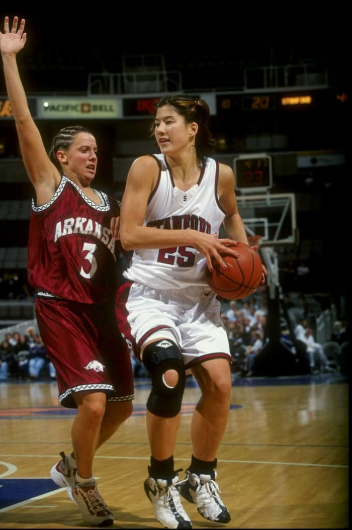 25 главных моментов в истории женского турнира NCAA